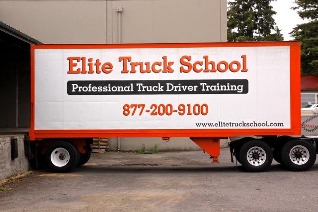 Elite Truck School Professional Training